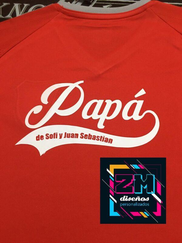 ZM diseños y regalos remera personalizadas