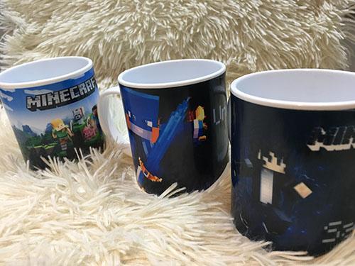 Tazas plásticas personalizadas ZM diseños y regalos