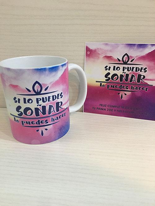 Tazas de ceramica personalizadas ZM diseños y regalos
