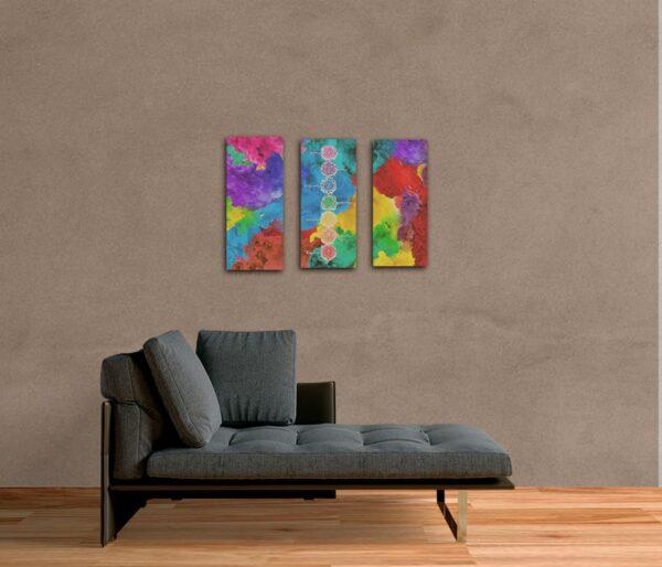 ZM diseños y regalos cuadros con mandalas y geometrías sagradas